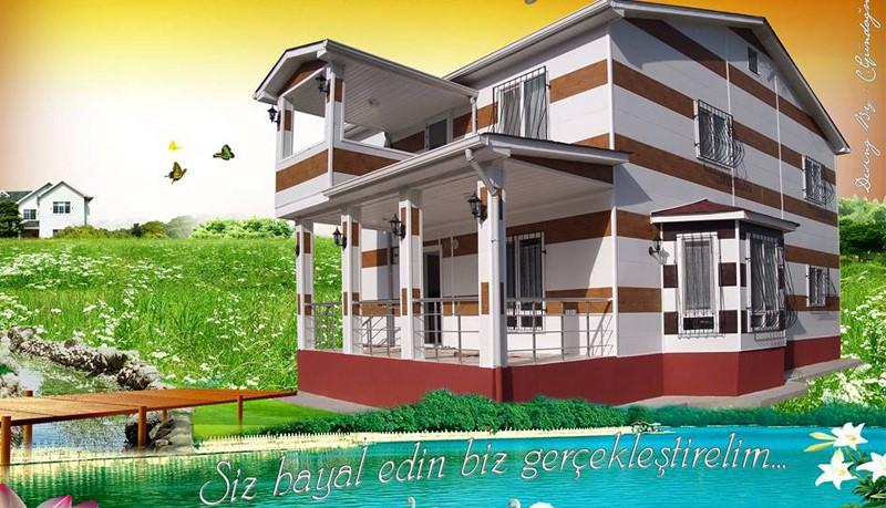 atilgan prefabrik yapı - celik yapı - modern villa (1)