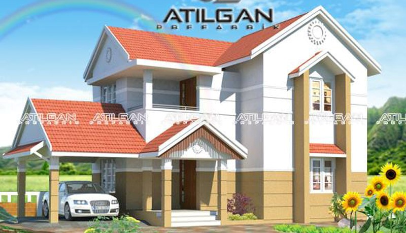atilgan prefabrik yapı - celik yapı - modern villa (5)
